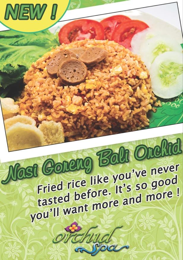 Nasi Goeng Bali Orchid